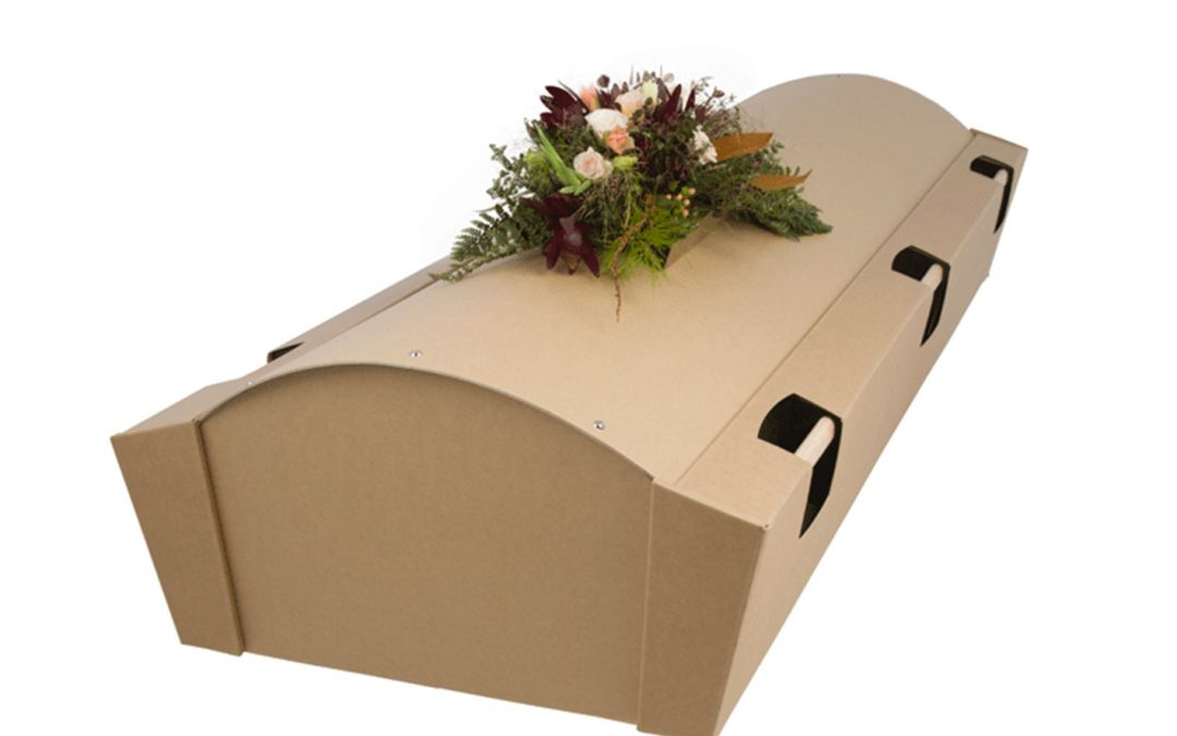 The Deco Casket